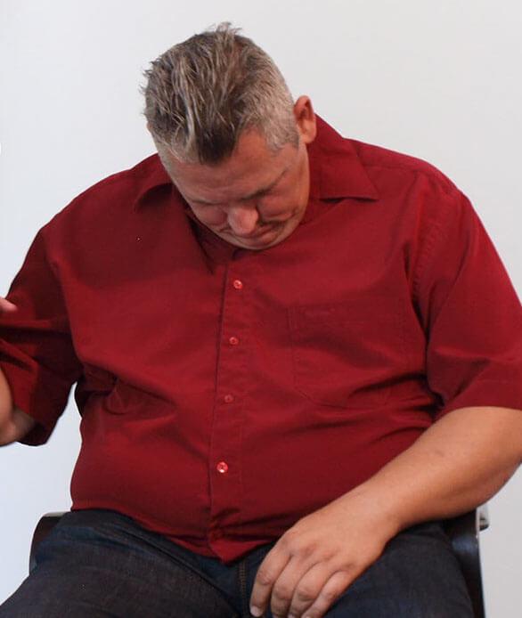 hypnose pissinger sitzung mit mann